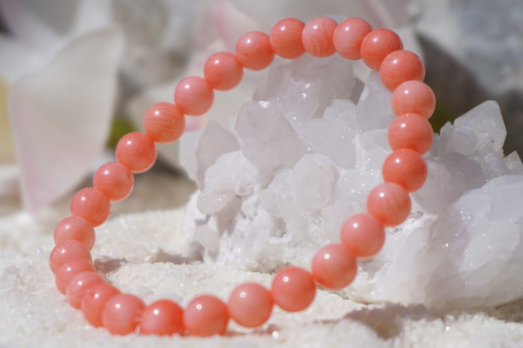 pink coral-bracelet01
