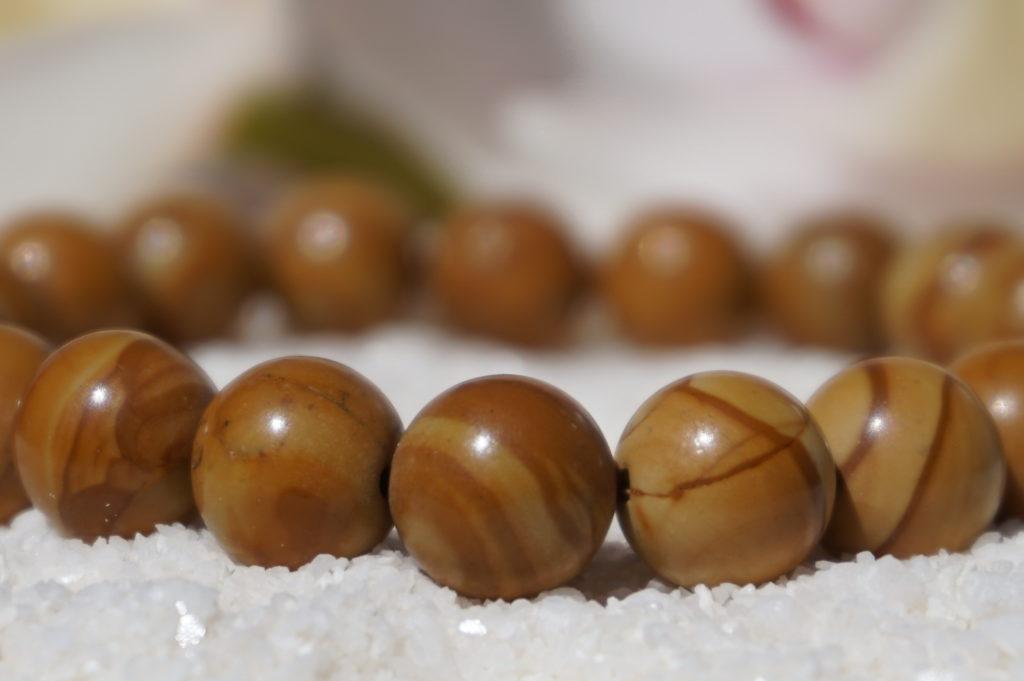wood jasper-bracelet01