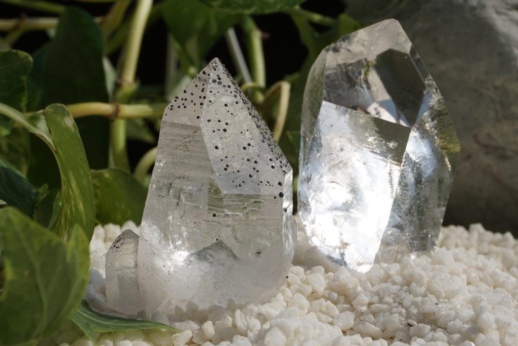 アーカンソー産 水晶ポイント メロディコレクション