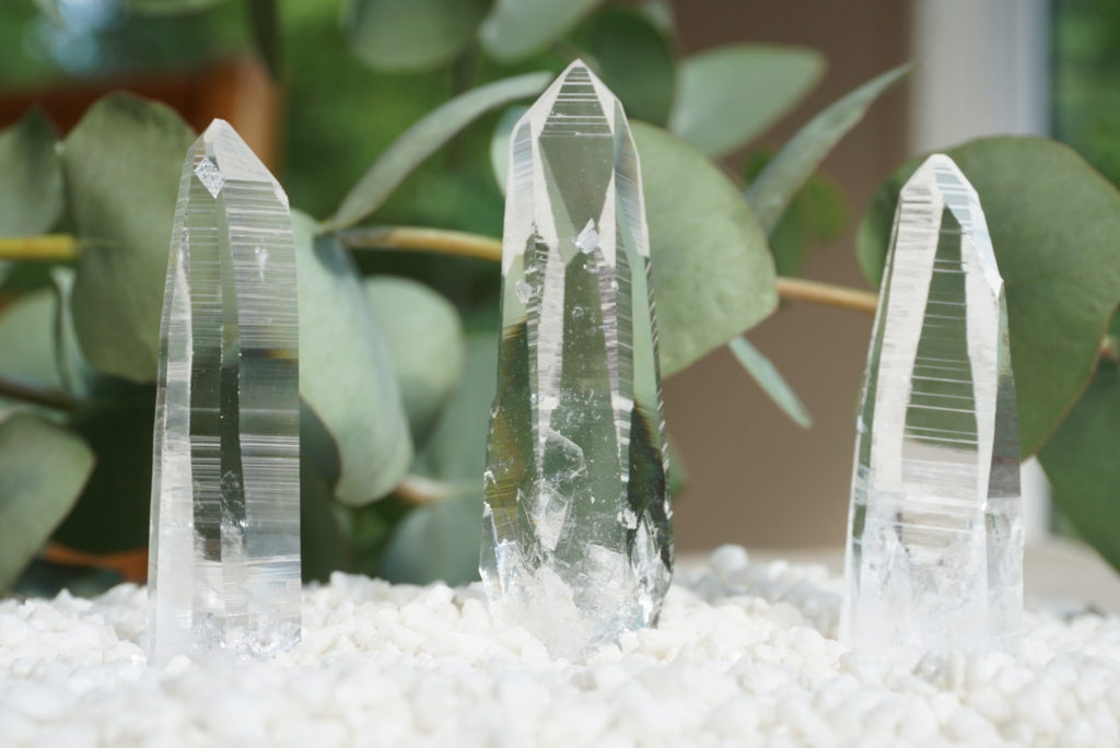 最高品質のコロンビアレムリアン水晶 再入荷しました2