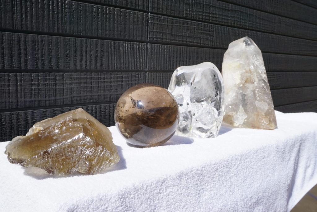 「玉垣」の石たちのお身拭い