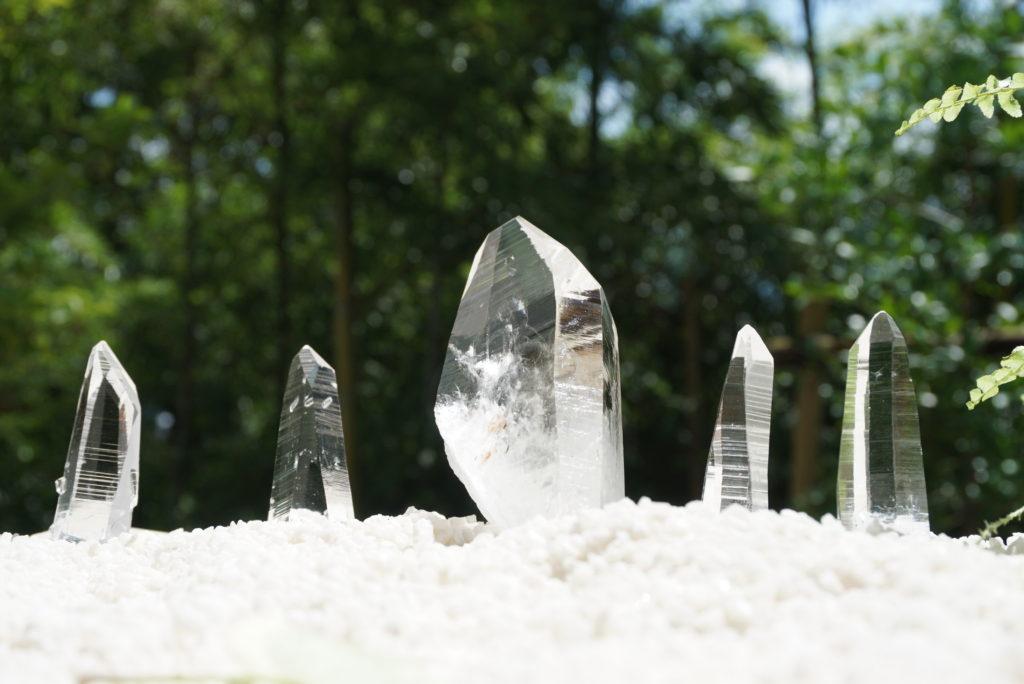 最高品質のコロンビアレムリアン水晶 最終入荷しました