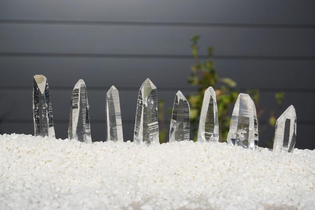 最高品質の「コロンビアレムリアン水晶」と「センティエント・プラズマクリスタル」