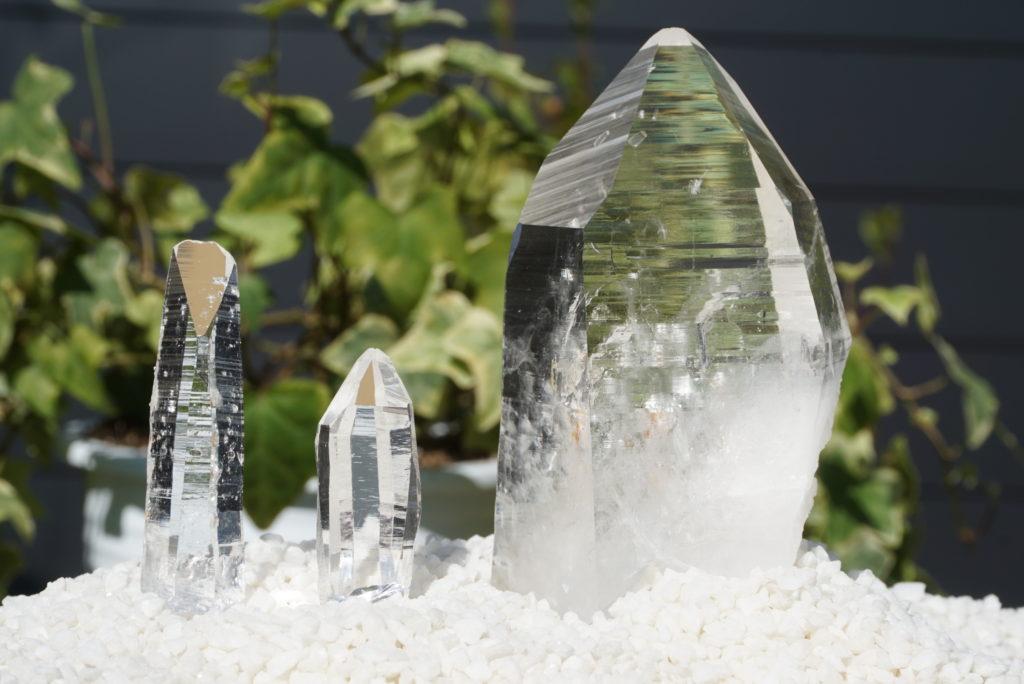 コロンビアレムリアン水晶015【最高品質・聖域】と「センティエント・プラズマクリスタル」