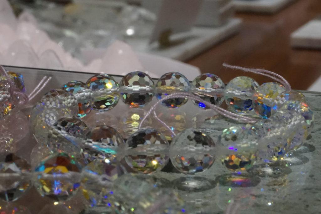 玉垣からの風景⑫店内紹介「ルナフラッシュ ブレスレット」