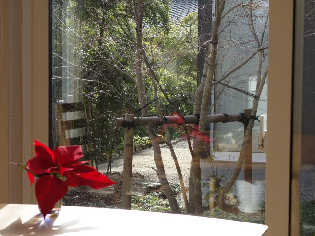 玉垣からの風景⑭冬の装い