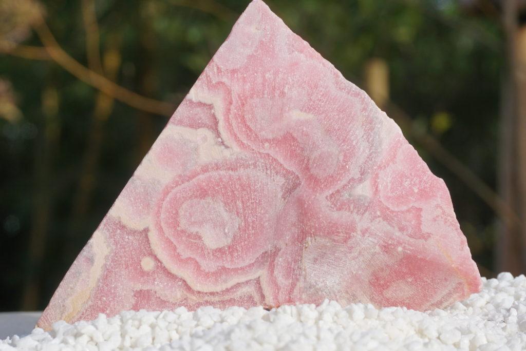 玉垣からの風景⑯商品紹介「ロードクロサイト原石」