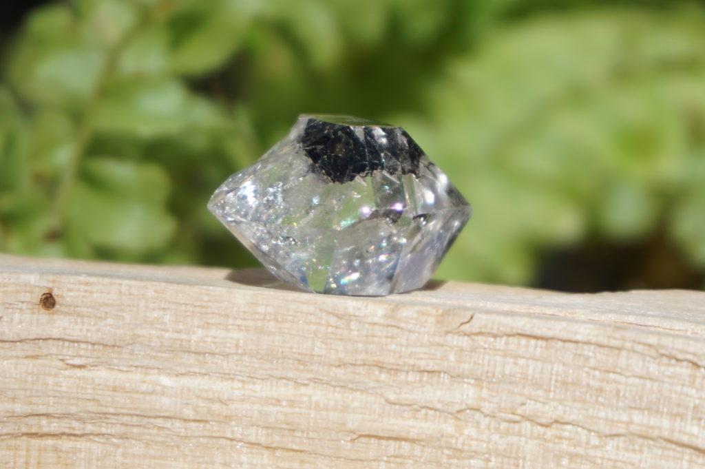 「NY産 ハーキマーダイヤモンド」入荷しました