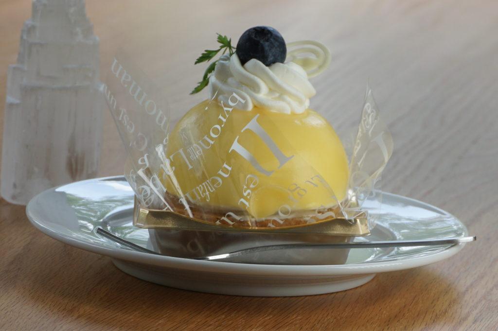 玉垣からの風景㊿「6月のタルトはレモン」