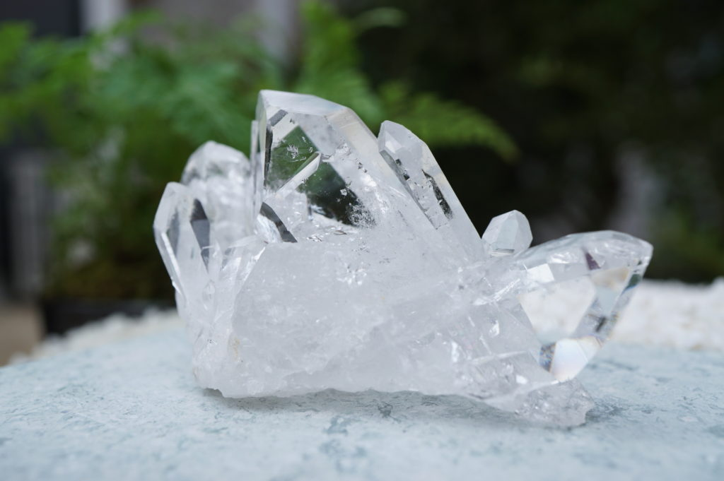 梅雨のオススメ クリスタル~モンドクォーツ&ブラジル産水晶