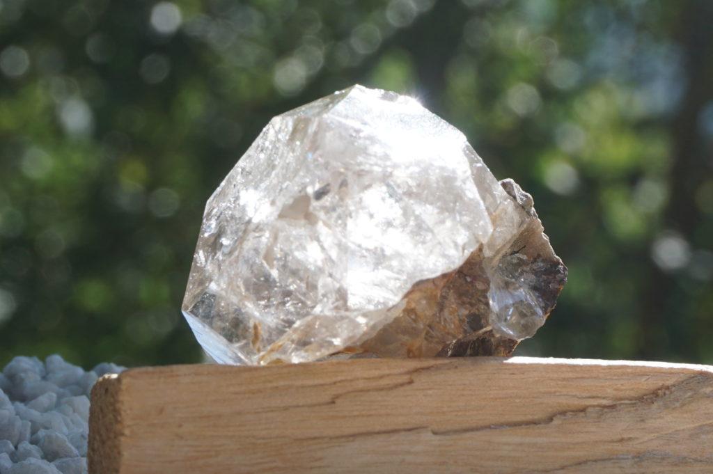 ハーキマーダイヤモンド【レインボウ】入荷しました