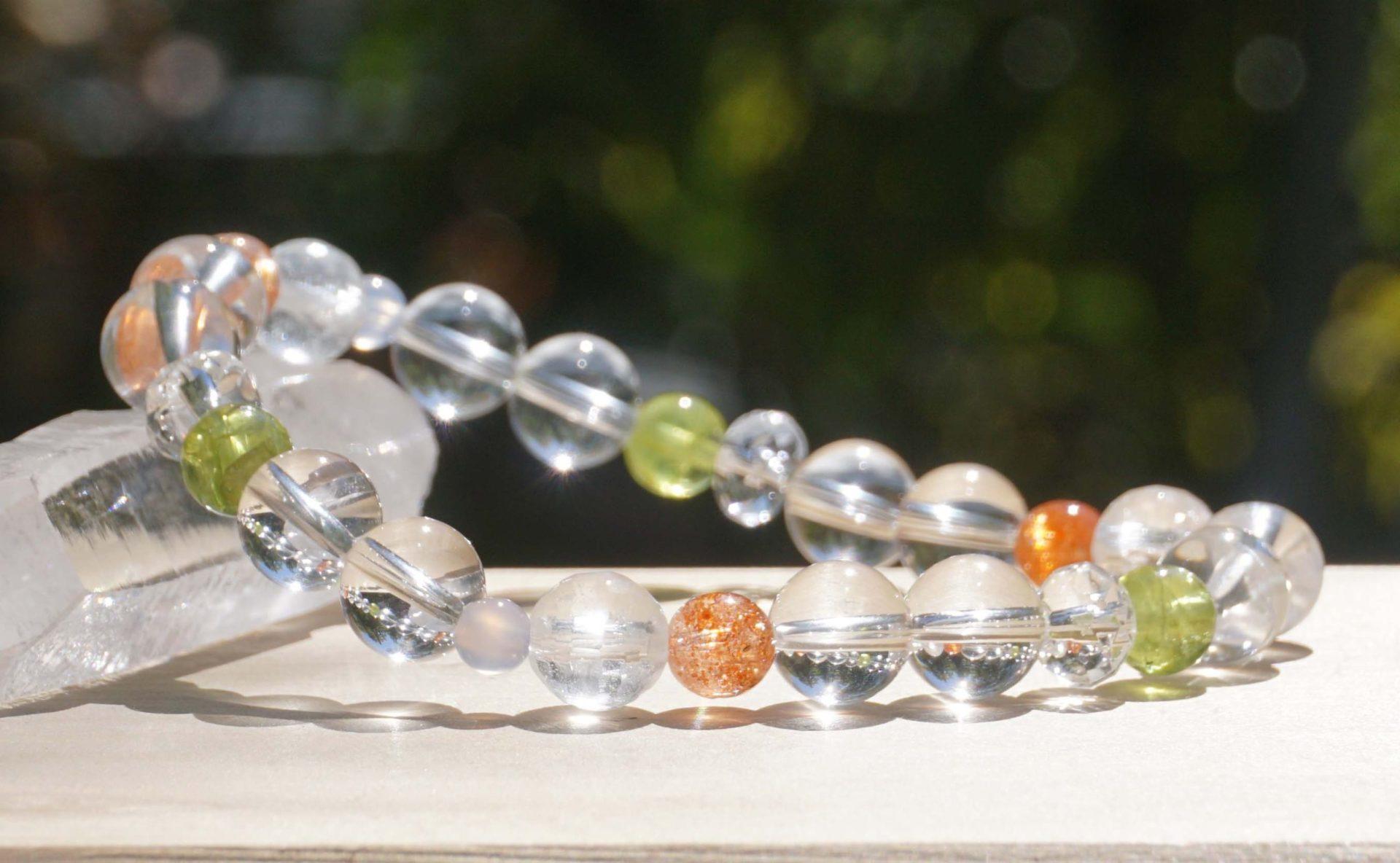 sun's ray bracelet