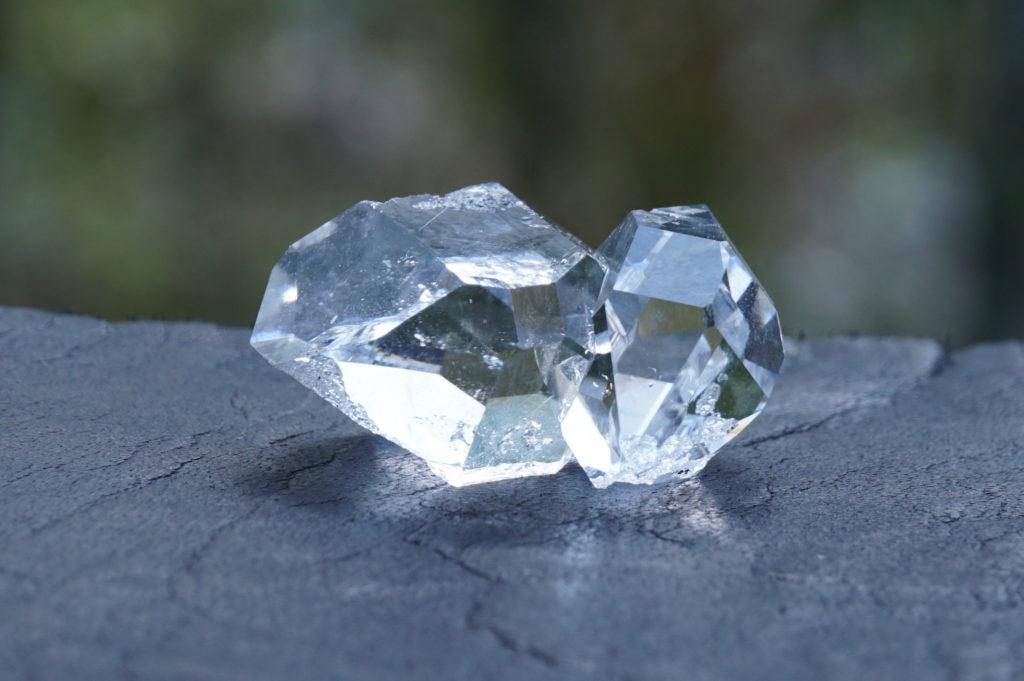 商品紹介 4月の誕生石「水晶」