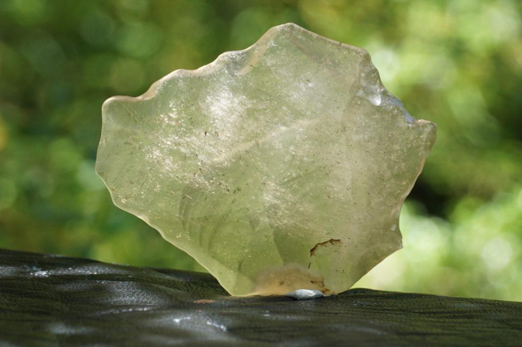 リビアングラス原石 エジプトリビア砂漠産 -06-03